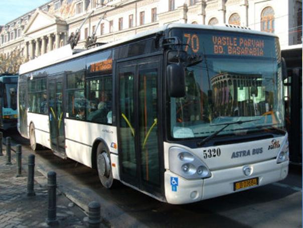 Circulaţia troleibuzelor în centrul Capitalei a fost reluată