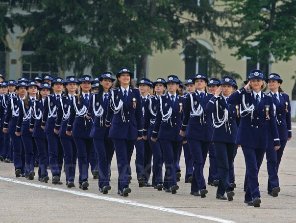 REGULAMENTpentru admiterea la Academia de Poliţie: Candidaţii care au obţinut premii sau menţiuni la olimpiade nu mai susţin probele scrise