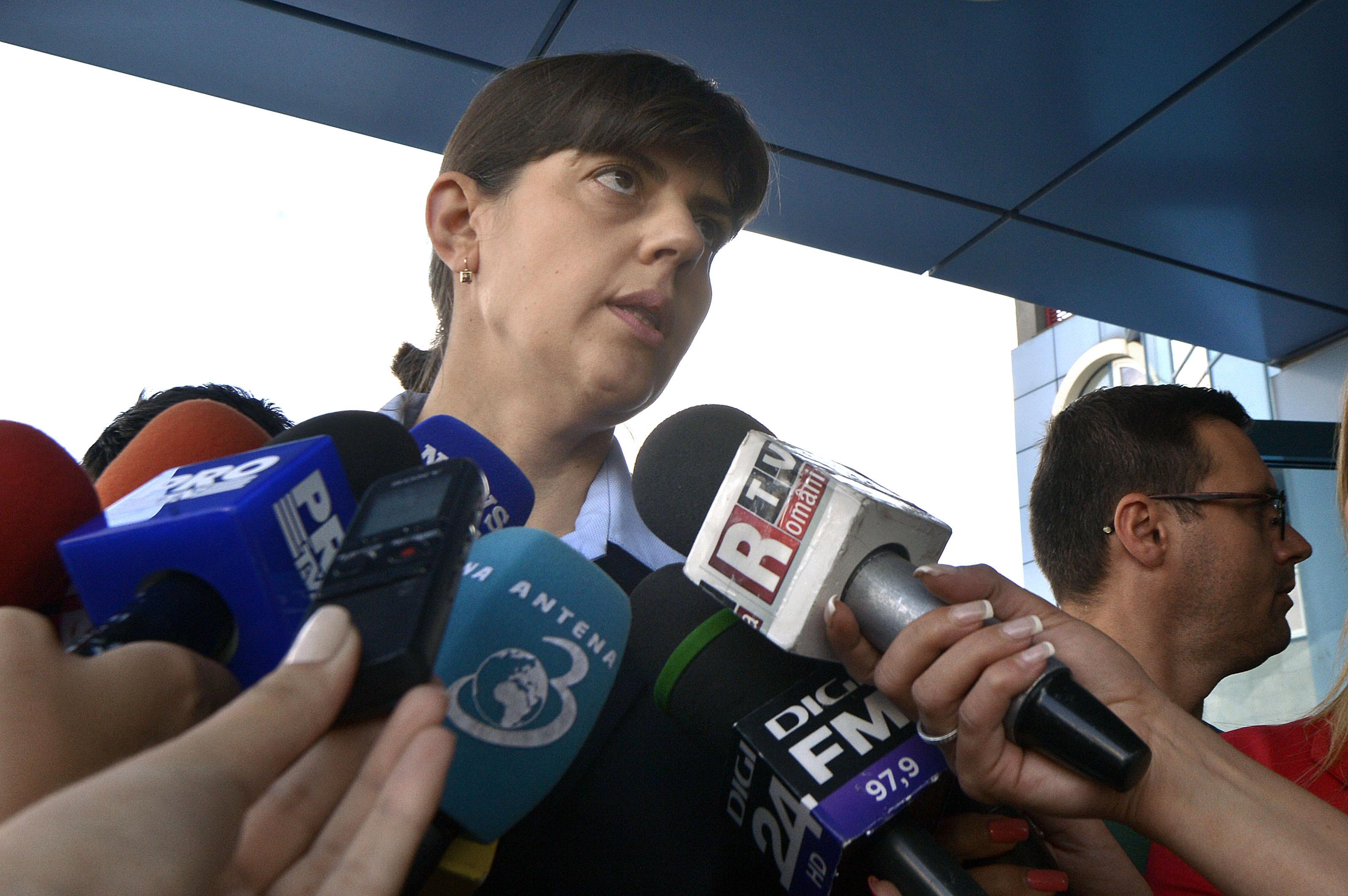 Kovesi, despre acuzaţia de imixtiune adusă de fostul procuror DNA Mihaela Iorga: Nu a existat nicio discuţie despre un dosar referitor la vreun ministru