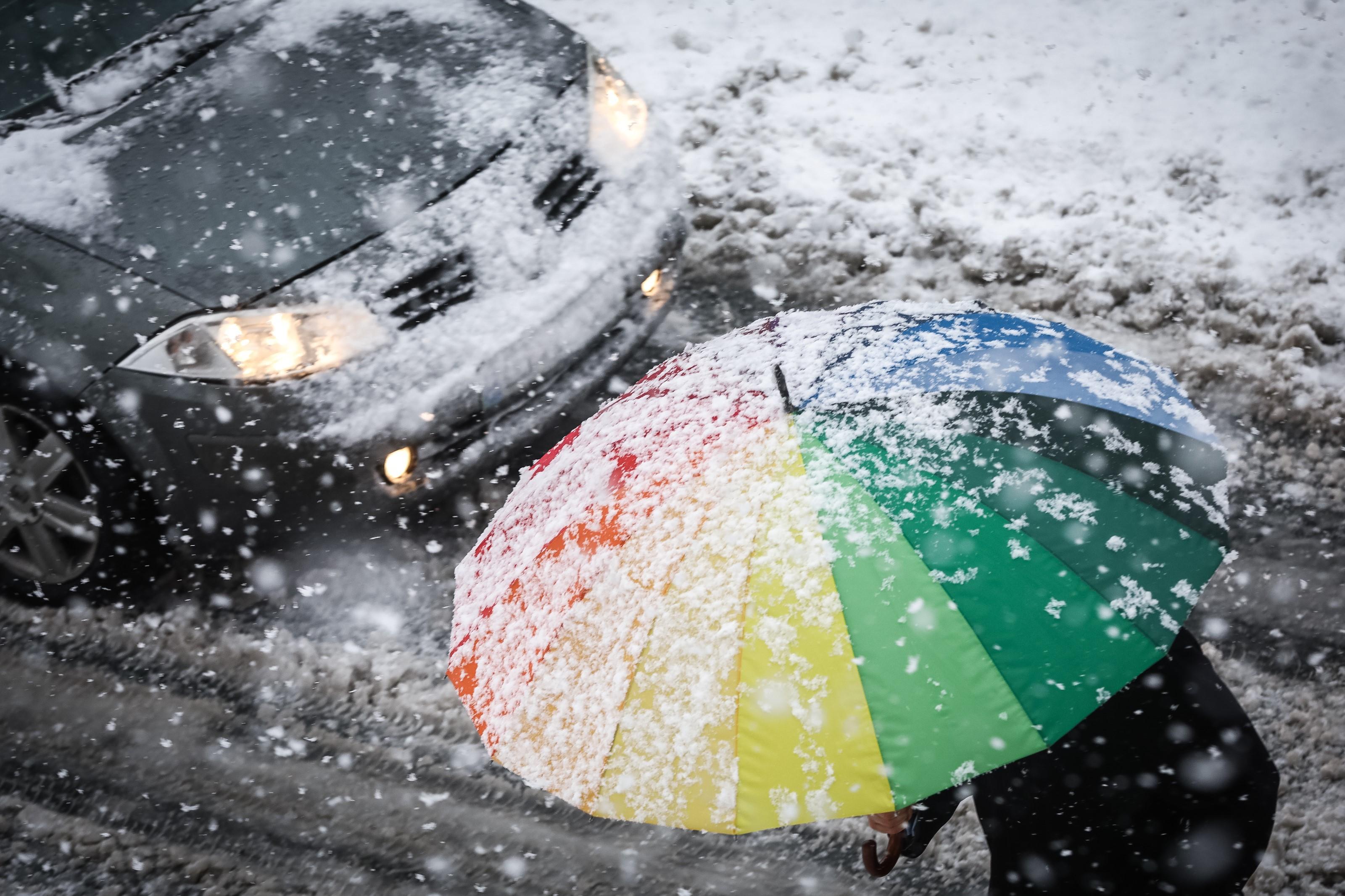 Vreme predominant închisă. Unde vor cădea ninsori / Prognoza meteo pentru marţi şi miercuri
