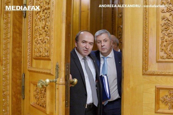 """Imaginea articolului Mesajul lui Florin Iordache, preşedinte al Comisiei pentru legile justiţiei şi ex-ministru, pentru Tudorel Toader: Ministrul Justiţiei nu are cum să """"arunce"""" către Parlament decizia în privinţa DNA"""