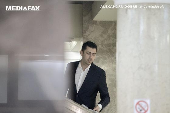 Imaginea articolului Vlad Cosma, citat pentru a se prezenta marţi la Parchetul General după plângerea depusă împotriva procurorilor DNA Ploieşti