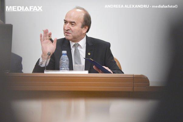 Imaginea articolului Ministrul Justiţiei, Tudorel Toader, îşi caută PR. Cererile sunt: abilităţi de gestionare a situaţiile de conflict sau criză şi rezistenţă mare la stres