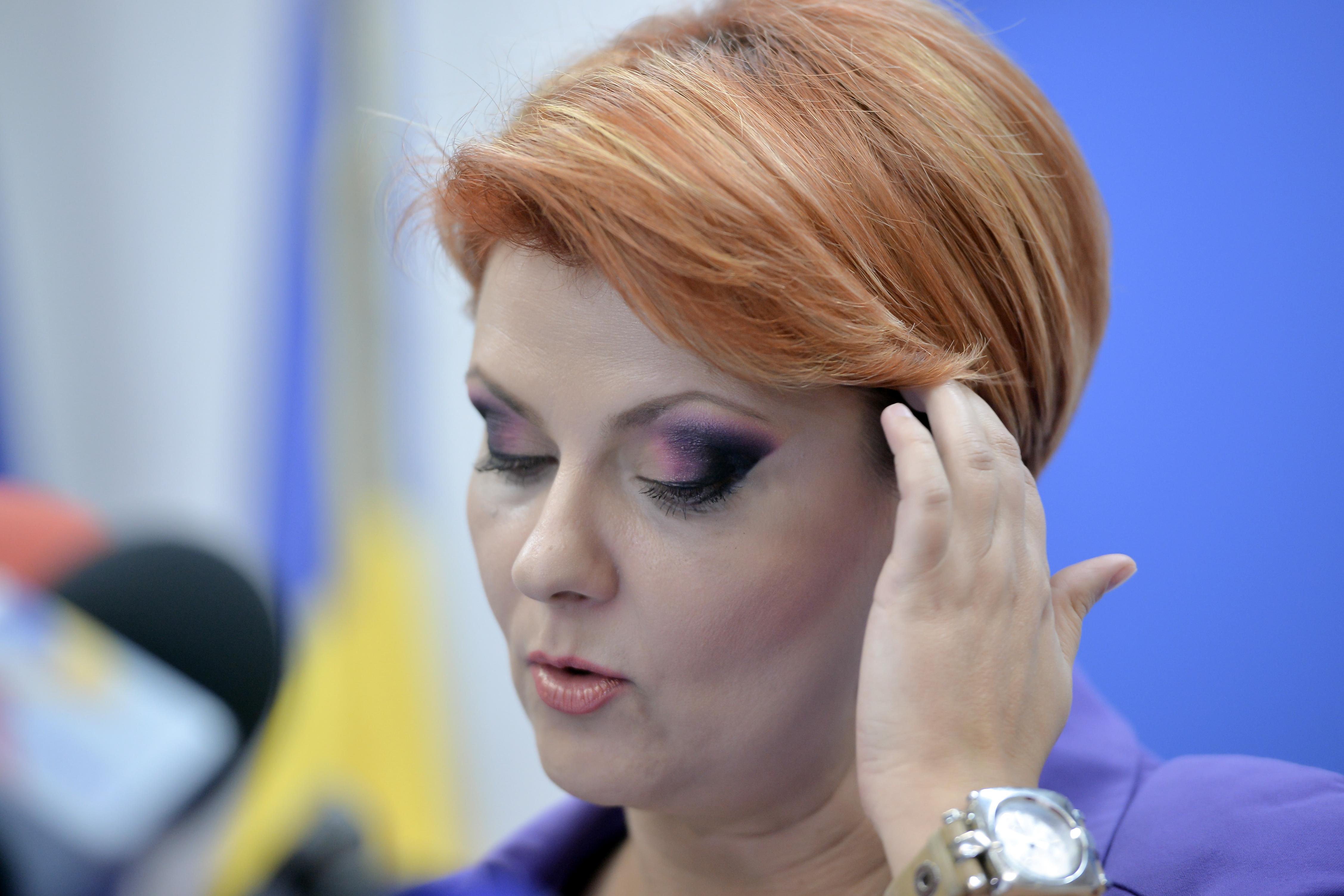 În jur de 100 de cadre didactice protestează la Ministerul Muncii, nemulţumite de salarii / Reprezentanţii FSLI, discuţii cu Olguţa Vasilescu