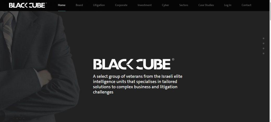 Elan Schwartzenberg, despre Black Cube: Firma, indusă în eroare. A fost plătită de un grup de afacerişti