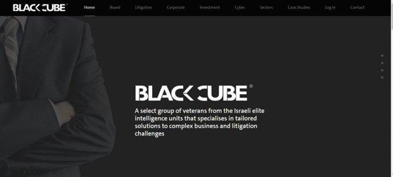 Imaginea articolului Elan Schwartzenberg, despre Black Cube: Firma, indusă în eroare. A fost plătită de un grup de afacerişti