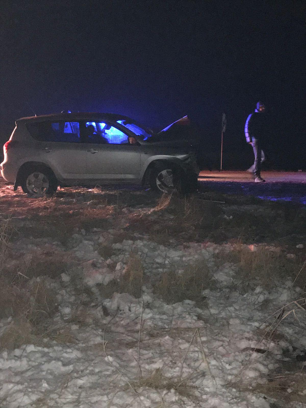 Una dintre victimele accidentului din Vaslui a murit; cinci adulţi şi 2 copii, la spital