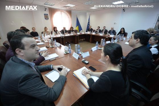 Imaginea articolului Cum au votat membrii Secţiei pentru procurori a CSM în şedinţa în care au dat AVIZ NEGATIV cererii ministrului Justiţiei de revocare a Codruţei Kovesi. Cine a fost favorabil solicitării