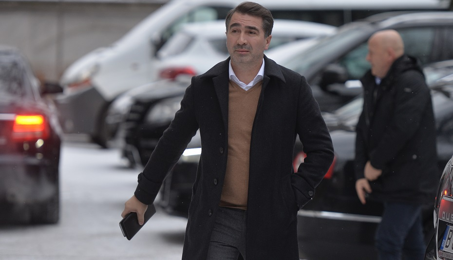Ionel Arsene, preşedintele Consiliului Judeţean Neamţ, după ieşirea din arest: Sunt nevinovat. Am credinţa că voi fi drept judecat