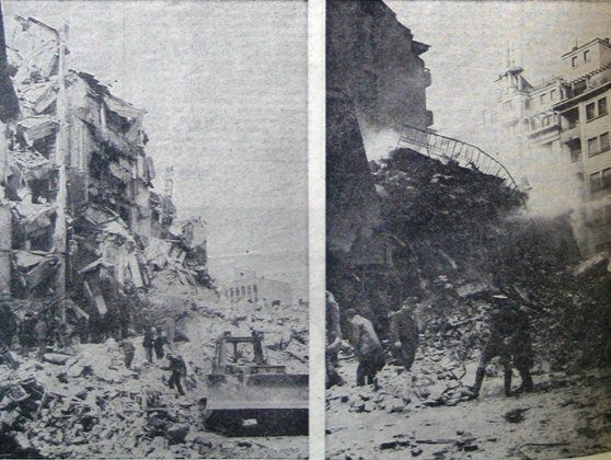 Imaginea articolului Se împlinesc 41 ani de cel mai mare cutremur din România. Cum au fost distruse 35.000 de locuinţe în 56 secunde