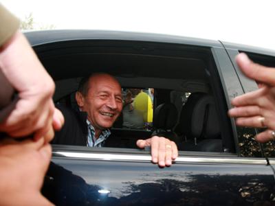 Imaginea articolului Băsescu, categoric contra pensiilor speciale pentru aleşii locali: Sunt furt! Strângeau porumb şi şi-au dat seama că le trebuie pensii speciale
