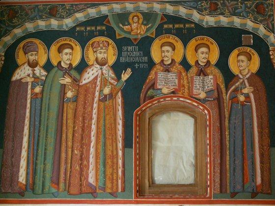 Imaginea articolului Nouă SFINŢI români, trecuţi în calendar de Biserica Ortodoxă Rusă