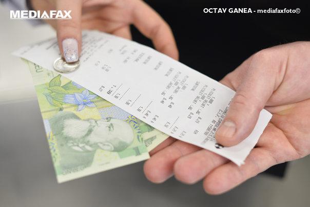 Imaginea articolului Loteria Bonurilor Fiscale pentru luna februarie. Bonurile câştigătoare au o valoare mare