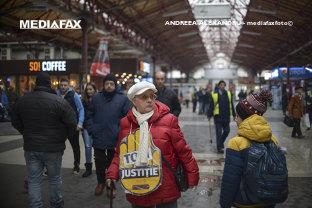 PARADOX românesc: Surdo-mut, amendat pentru scandarea de lozinci anti-PSD. Răspunsul HALUCINANT dat de Jandarmerie