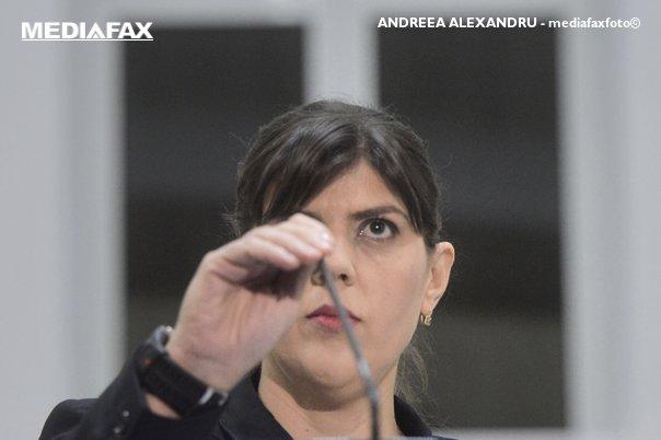 Imaginea articolului Daune morale de 300.000 lei pentru Laura Codruţa Kovesi de la Antena 3 şi trei jurnalişti. Decizia nu e definitivă