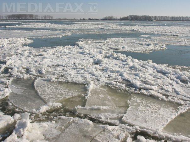 Imaginea articolului COD PORTOCALIU de inundaţii pe Dunăre, până în 31 martie. Avertizarea vizează opt judeţe