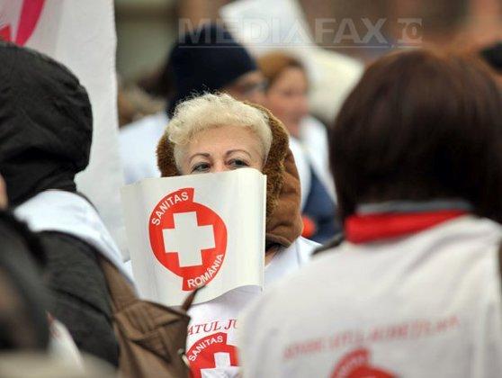 Imaginea articolului Grevă GENERALĂ în sănătate, decisă de sindicate. Data la care cadrele medicale vor ieşi în stradă
