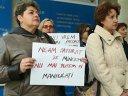 Imaginea articolului PROTESTE extinse în sănătate. Medicii din Craiova ameninţă că rup contractele de gărzi. La Iaşi, zeci de angajaţi sunt în faţa instituţiei LIVE UPDATE