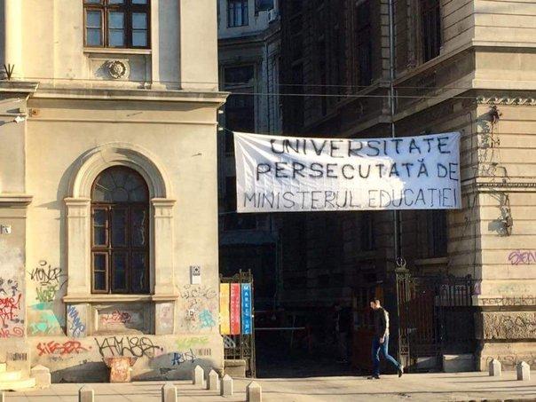 Imaginea articolului Universitatea din Bucureşti va da burse studenţilor afectaţi de alocarea locurilor. Ministrul Educaţiei va avea discuţii cu studenţii