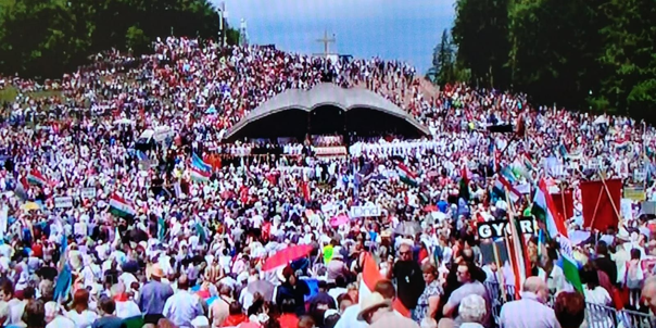Imaginea articolului 90 de persoane care au participat la o procesiune de Rusalii au necesitat asistenţă medicală