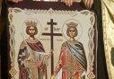 Imaginea articolului Constantin şi Elena, cei doi sfinţi sărbătoriţi în 21 mai. Tradiţii şi obiceiuri
