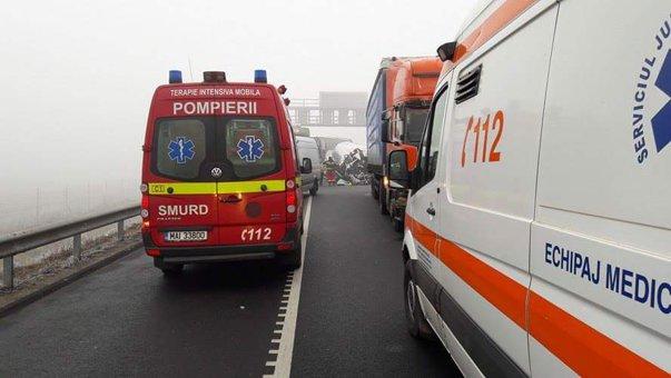 Imaginea articolului Încă un accident în Ungaria: Două autoturisme înmatriculate în ţara noastră, implicate. MAE: Un român a murit