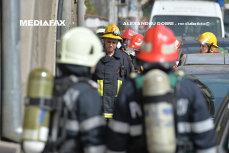 Imaginea articolului Incendiu puternic la o hală a unei ferme de animale din judeţul Mureş, în care se aflau peste 1500 de porci
