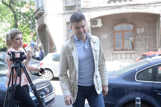 Imaginea articolului Procurorii au cerut 2 ani şi 6 luni de închisoare cu executare pentru Cristian Boureanu