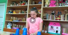 """Imaginea articolului """"Speed stacks"""". O tânără din Galaţi face performanţă într-un joc necunoscut românilor. Deja are trei medalii, în mai puţin de jumătate de an"""