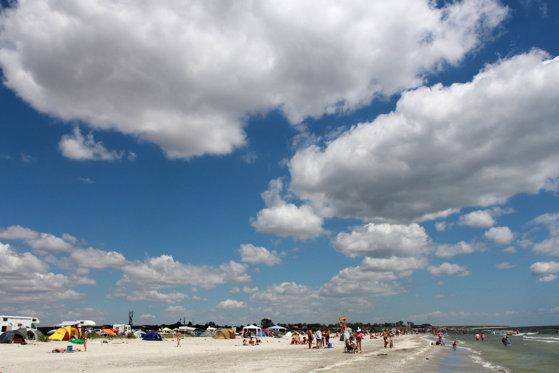 Imaginea articolului Militarul care şi-a pierdut viaţa pe plaja de la Corbu a fost avansat post-mortem