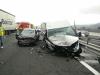 Imaginea articolului Patru morţi şi trei răniţi, în urma unui grav accident pe Autostrada A1, între Deva şi Orăştie | FOTO