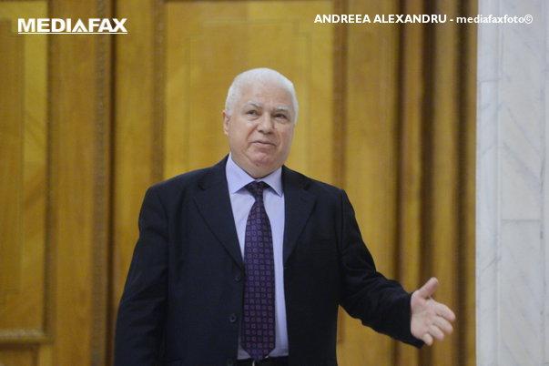 Imaginea articolului Petre Lăzăroiu, judecătorul CCR care a acuzat presiuni din partea unui consilier prezidenţial: Eu l-am votat pe preşedinte. Nu am votat niciodată cu PSD/ Comisia de la Veneţia va fi sesizată luni