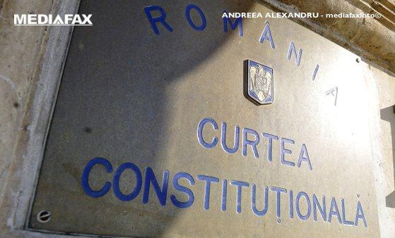 Imaginea articolului Curtea Constituţională discută joi sesizarea ÎCCJ privind legea pentru combaterea terorismului