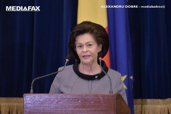 Imaginea articolului Preşedintele ÎCCJ, Cristina Tarcea, a sesizat Parchetul General privind protocolul cu SRI