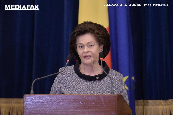 Imaginea articolului Preşedintele ÎCCJ, Cristina Tarcea, a sesizat Parchetul General privind protocolul cu SRI | DOCUMENT