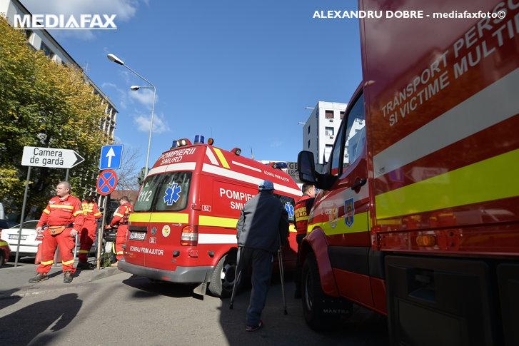 """Imaginea articolului Patru persoane, rănite după ce două maşini s-au ciocnit în """"intersecţia groazei"""" din Buzău. Unul dintre şoferi băuse"""