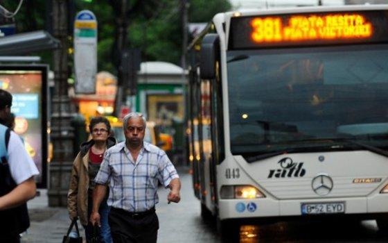 Imaginea articolului Accident în Capitală: Şase maşini avariate, după ce şoferul unui autobuz RATB a pierdut controlul volanului