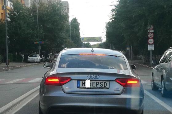 Imaginea articolului BREAKING | Poliţia dă ÎNAPOI în cazul şoferului cu plăcuţele M...PSD: Cere clasarea dosarului penal şi verifică erorile Direcţiei Rutiere