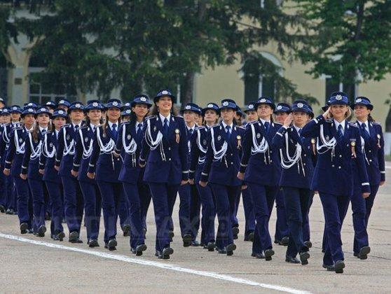 Imaginea articolului Mii de candidaţi susţin sâmbătă probele fizice pentru concursul de admitere în Academia de Poliţie