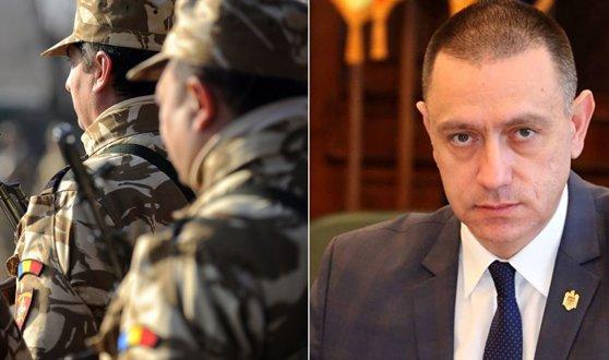 Imaginea articolului Fifor revine cu o precizare despre reluarea stagiului militar obligatoriu în România. Care este probabilitatea ca acesta să fie reintrodus