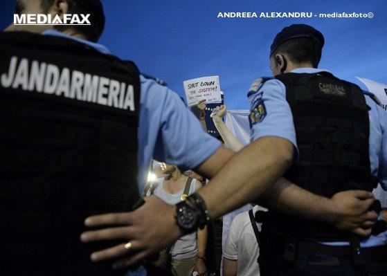 Imaginea articolului Mitingul diasporei din 10 august. Jandarmeria, detalii despre asigurarea siguranţei la manifestaţie: Nu ne vom confrunta cu cetăţenii. Nu suntem trupe pretoriene