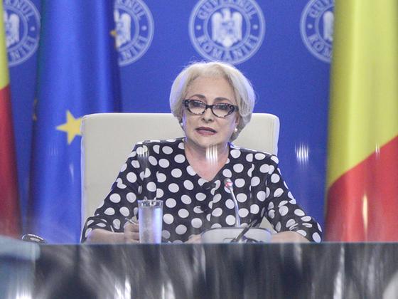 Imaginea articolului Protestul Diasporei | Premierul Viorica Dăncilă a solicitat, în regim de urgenţă, un raport complet de la SRI referitor la persoanele care au pregătit şi provocat violenţele