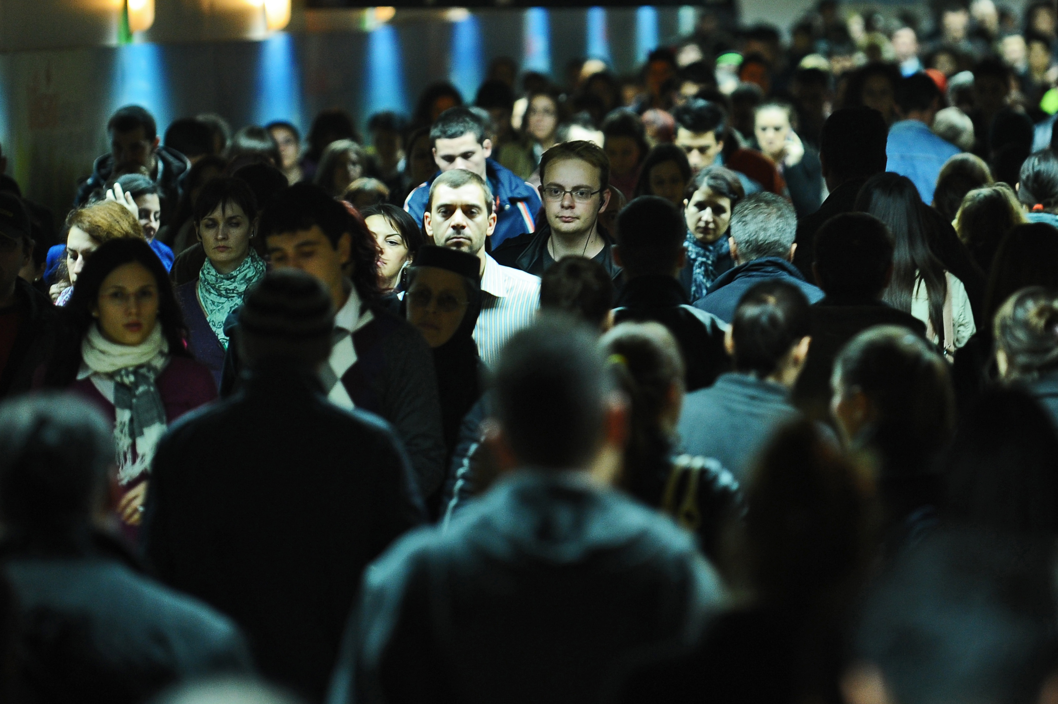 Greva de la METROU. Tribunalul Bucureşti, aşteptat să se pronunţe asupra legalităţii grevei pe termen nedeterminat