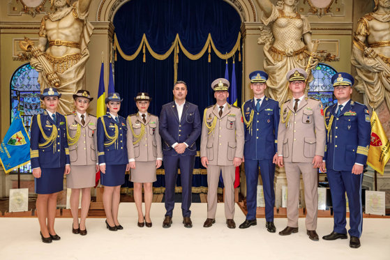 Image of the article The new proposals of uniforms for the Romanian troops presented by the Ministry of Defense. These were created by a famous designer | Photo, video