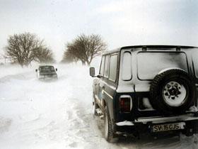 Blocaje de scurtă durată pe mai multe drumuri din Suceava