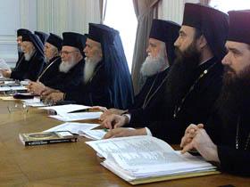 Imaginea articolului Sfântul Sinod i-a ales pe cei şapte episcopi pentru episcopiile din ţară şi străinătate