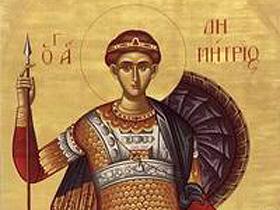 Peste 340.000 de români îşi sărbătoresc onomastica de Sfântul Dimitrie