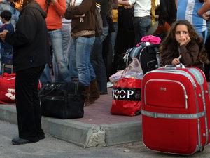 Nou bilanţ al MAE: 32 de cereri de asistenţă pentru evacuarea din Gaza (Imagine din arhiva Mediafax Foto/AFP)