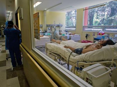 Imaginea articolului Cazurile suspecte de gripă AH1N1, izolate la spital sau la domiciliu până vin rezultatele