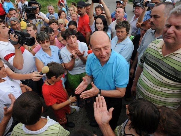Traian Basescu - impozitarea pensiilor